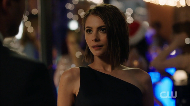 Thea Queen looking great