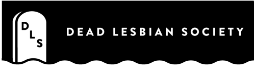 dead lesbian society logo