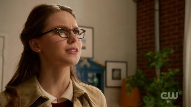 Kara's determineD face