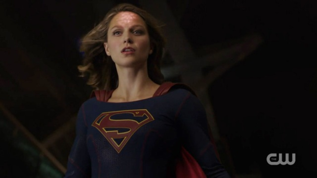 Kara has a symbol on her forehead and is possessed.