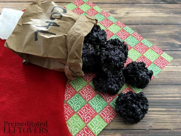 lump-of-coal-rice-krispie-treats