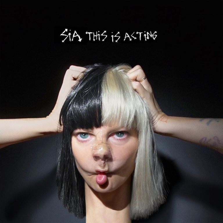 sia this is acting cover