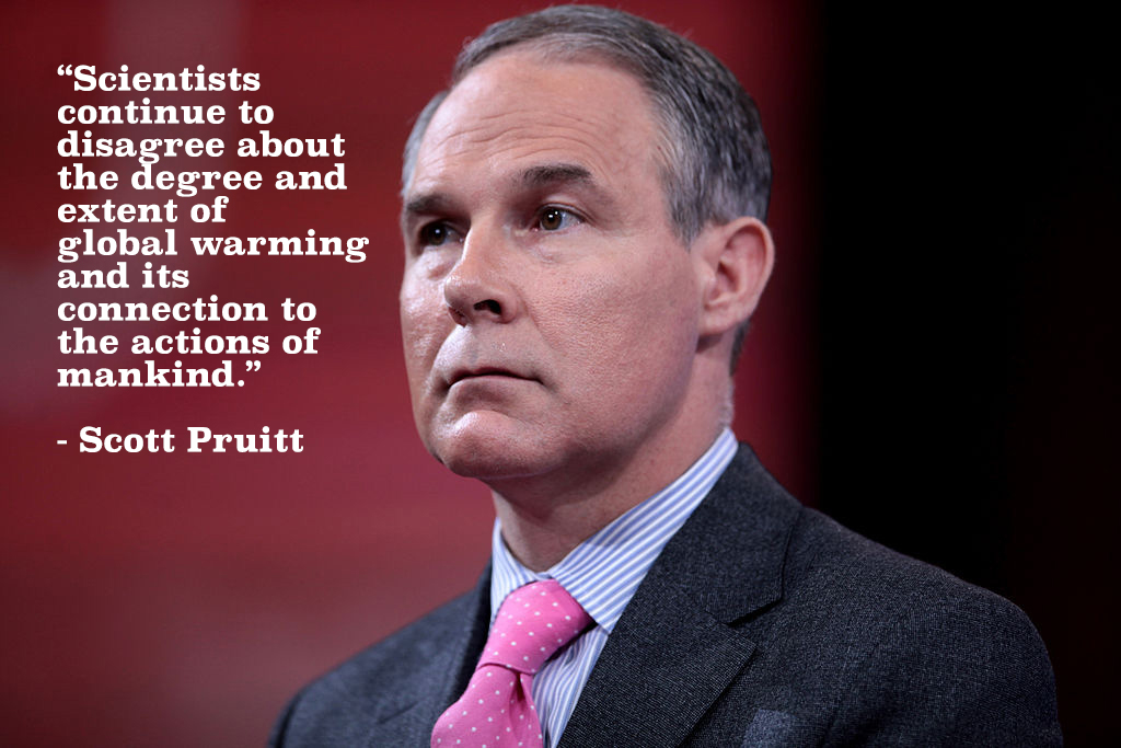 job description issues and oversees environmental regulations nominee scott pruitt oklahoma attorney general former oklahoma state senator 1998 2006