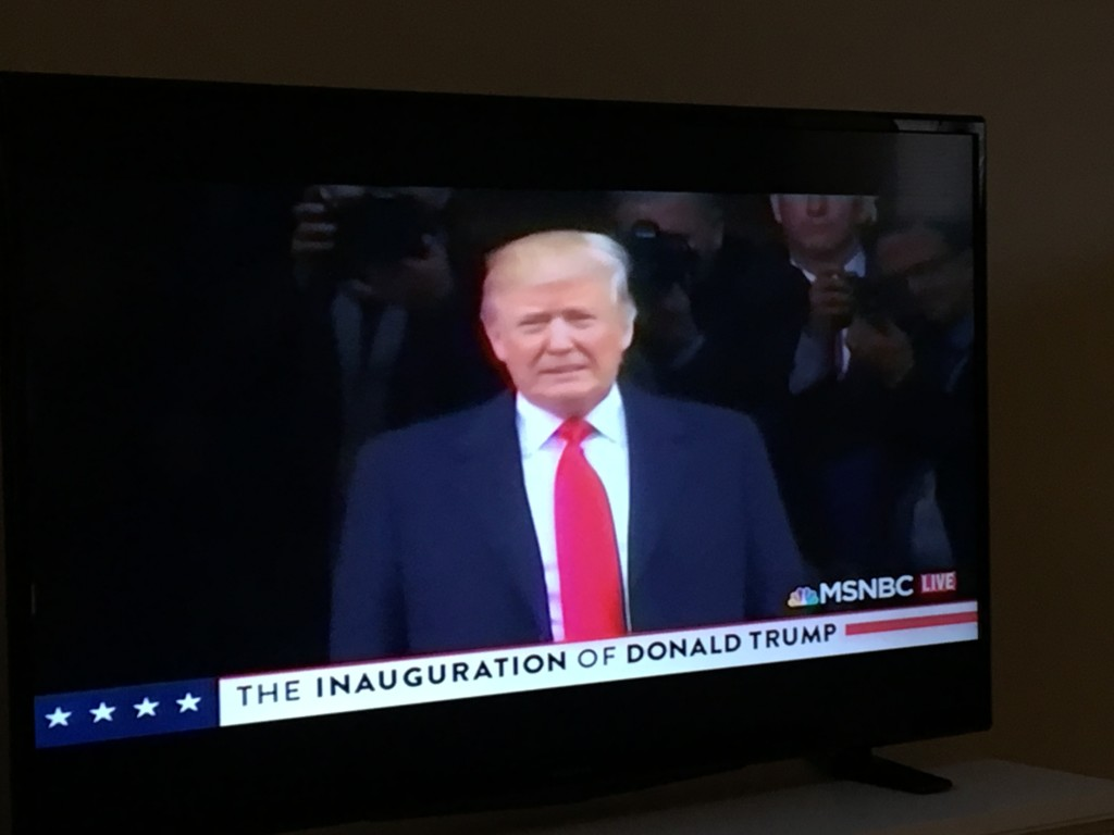 live blog donald trumps inauguration this really happening please save