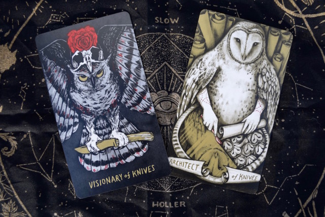 Fool's Journey: The Slow Holler Tarot, First Impressions and