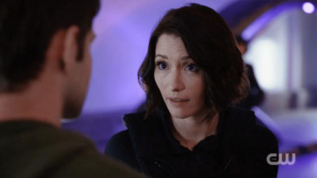 Alex tells Winn to be brave
