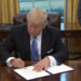 Trump Launches Reign Of Terror With Anti-Abortion Executive Order, Also Other Orders
