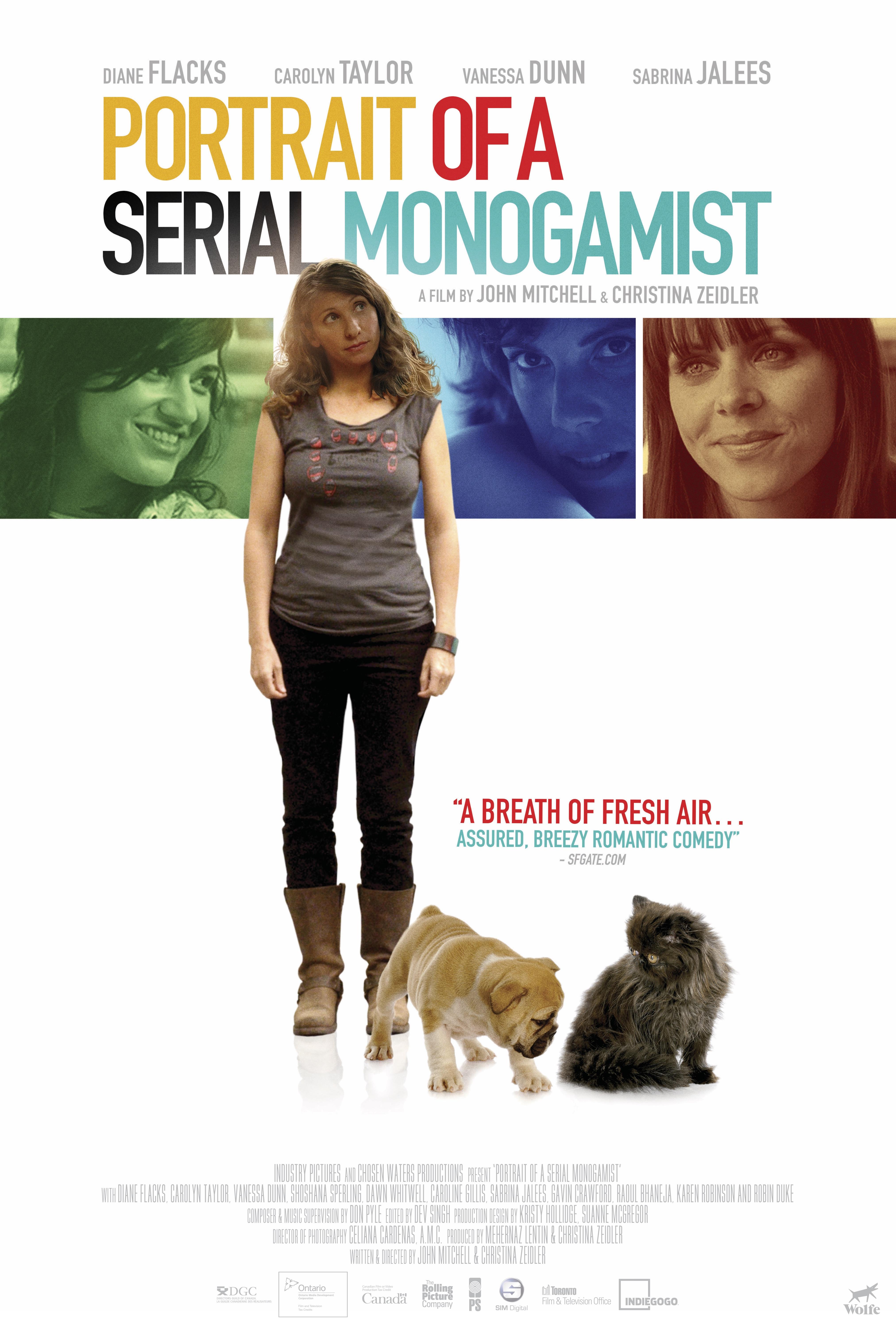 105. Portrait of a Serial Monogamist (2016)