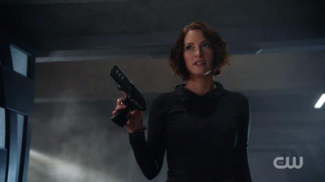 Alex and her gun