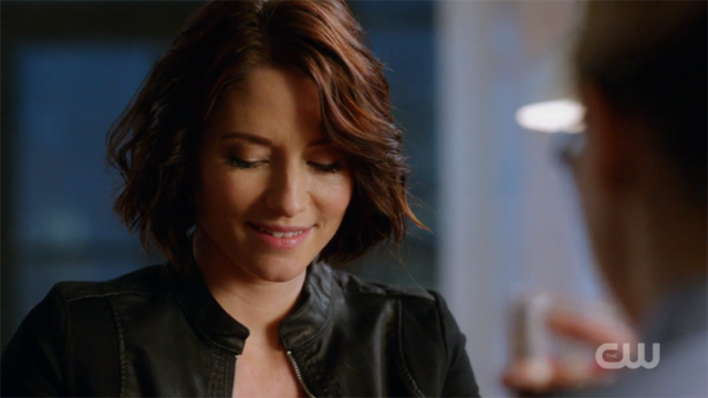 Alex swoons over Maggie