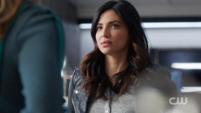 Maggie hears Kara