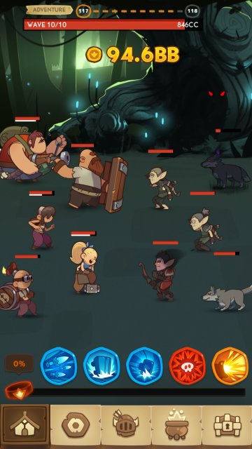 10 tap games for iphone rated by their inevitably fleeting relief