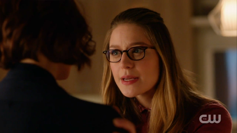 Kara tries to convince Alex to stay out of it