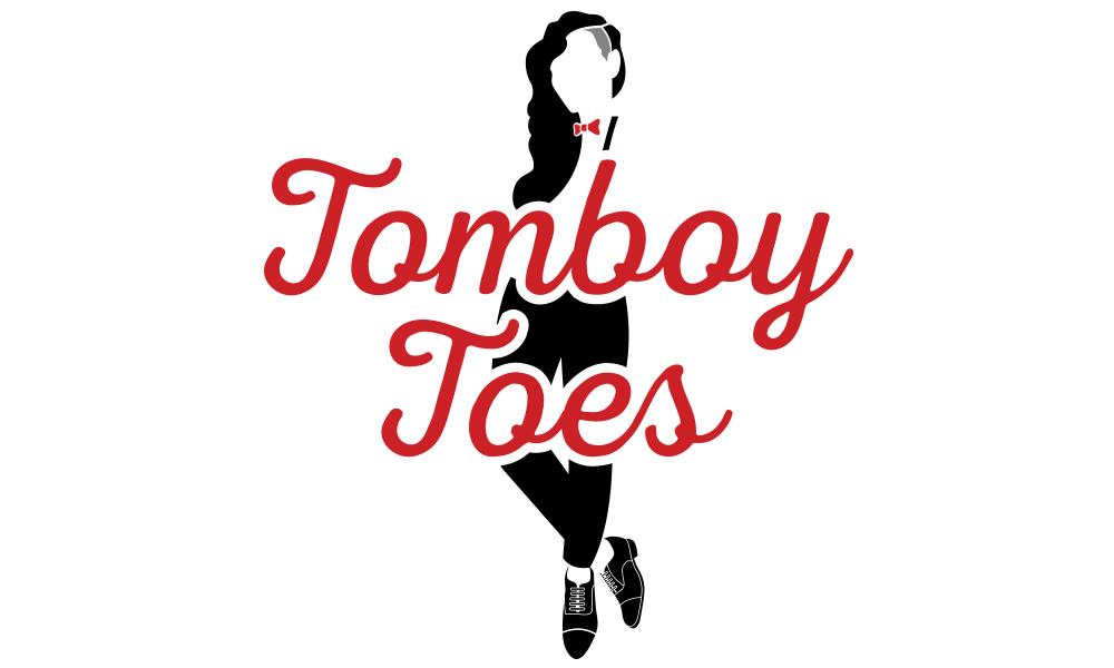 Tomboy Toes Logo