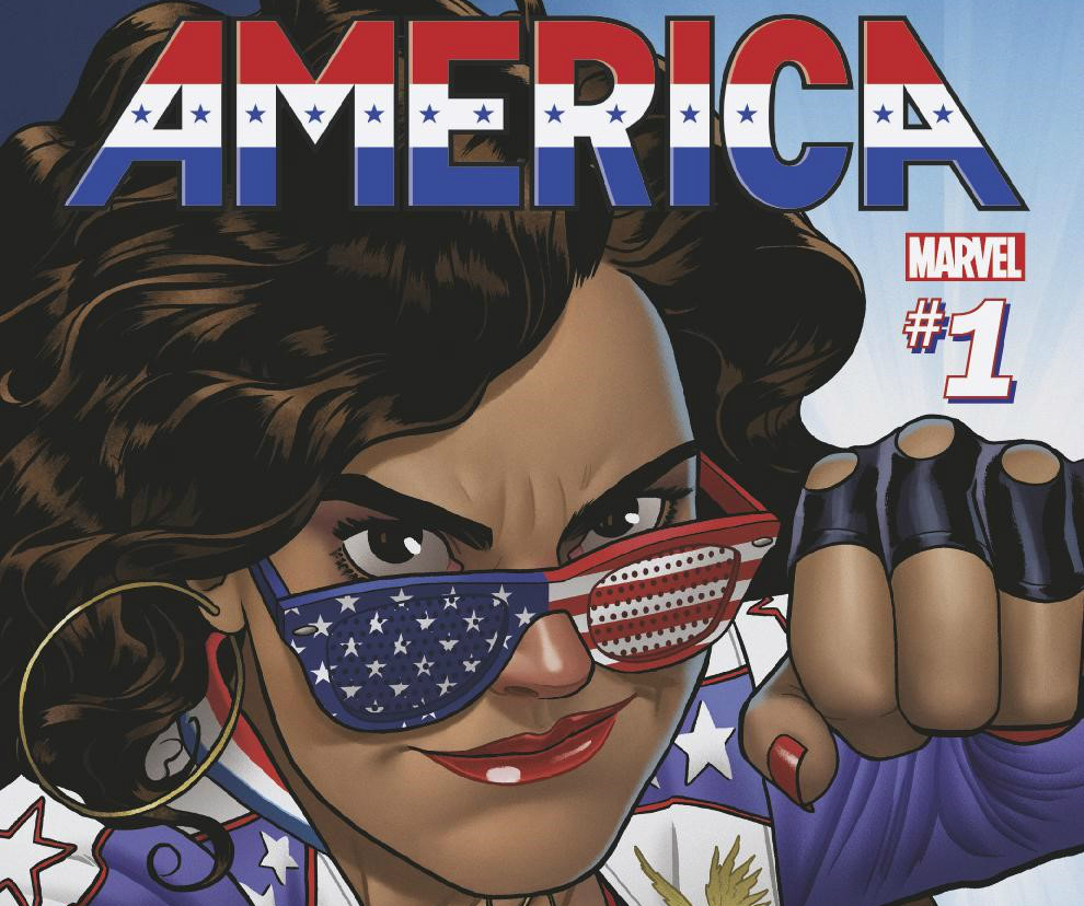 Gabby Rivera on Bringing Her Queer Brown Weirdo Self to Marvel's America