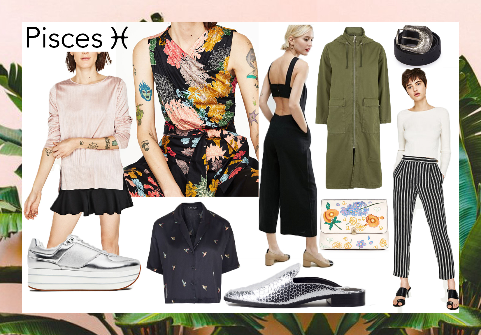 Aesthetic Rising Your Astrological Fashion Forecast Featuring Pisces Autostraddle