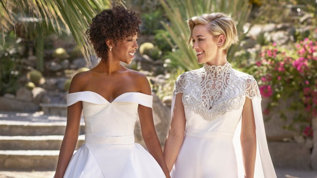 Surprise! Samira Wiley And Lauren Morelli Got Married And Everything's Perfect