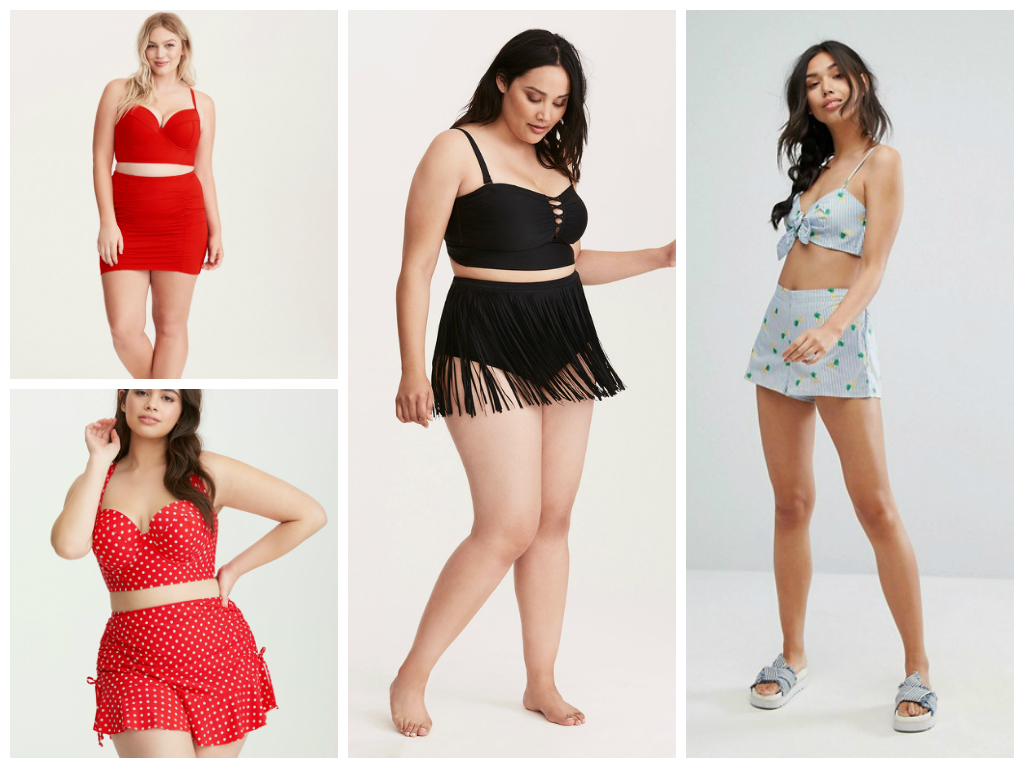 Here Are A Bunch Of Super Stylish And Cute Swimsuits That I Think Would Look Great On A Trans Woman