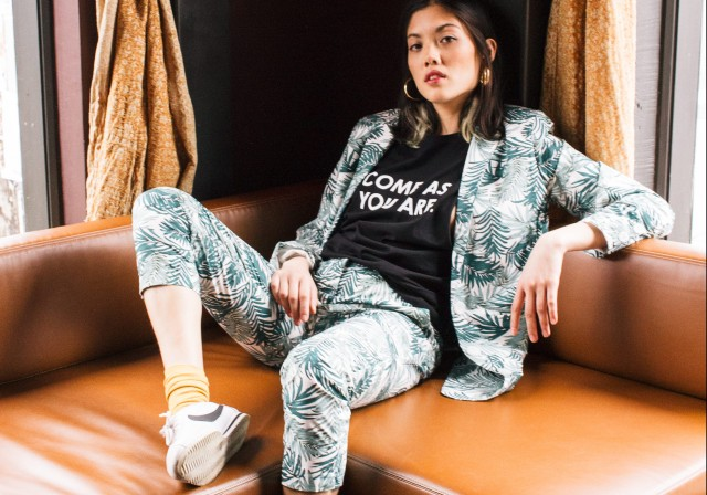 Wildfang suit