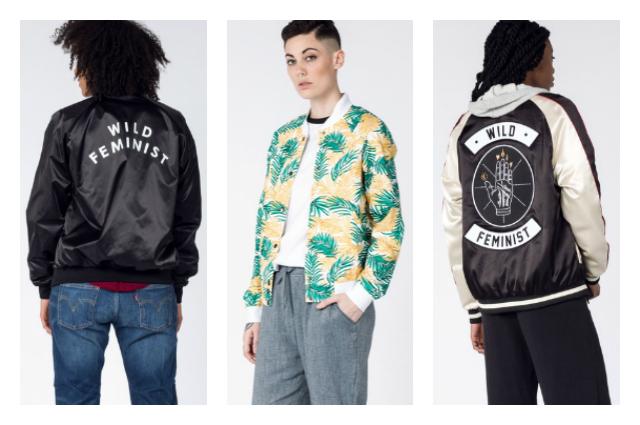 Wildfang clothing
