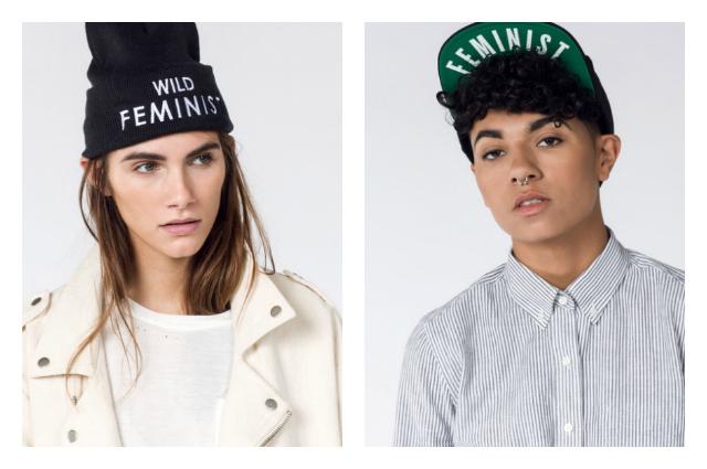 Wildfang hats