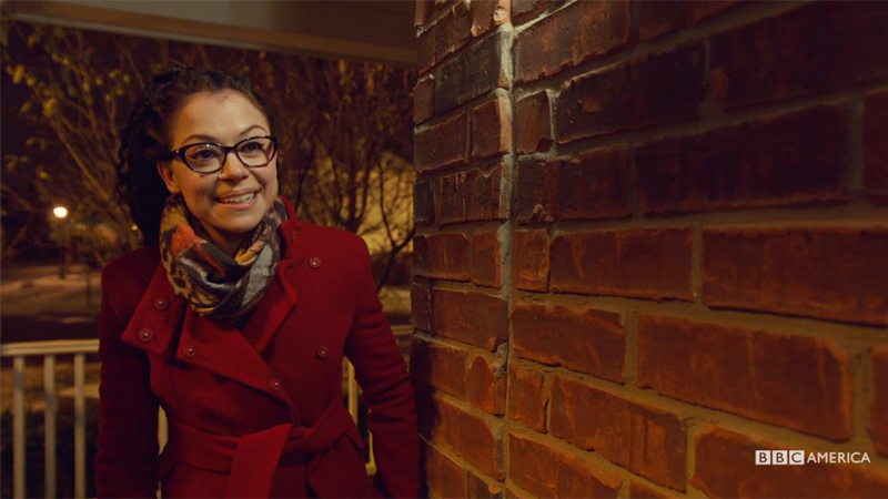 Cosima looks a little bonkers the way High Alison sees her