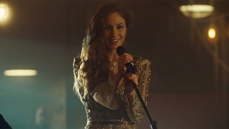 Waverly is the most cutiful lounge singer of them all.