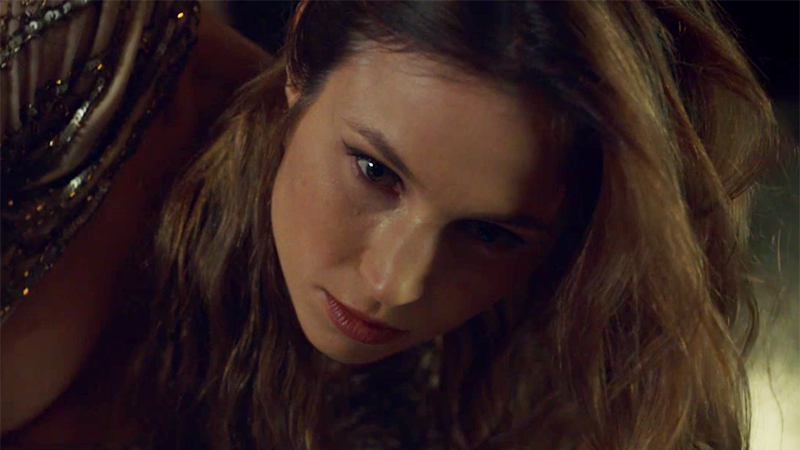 Waverly's eyes aren't black yet but you can sense the darkness