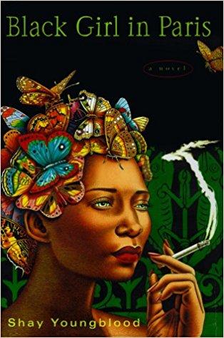black girl in paris cover
