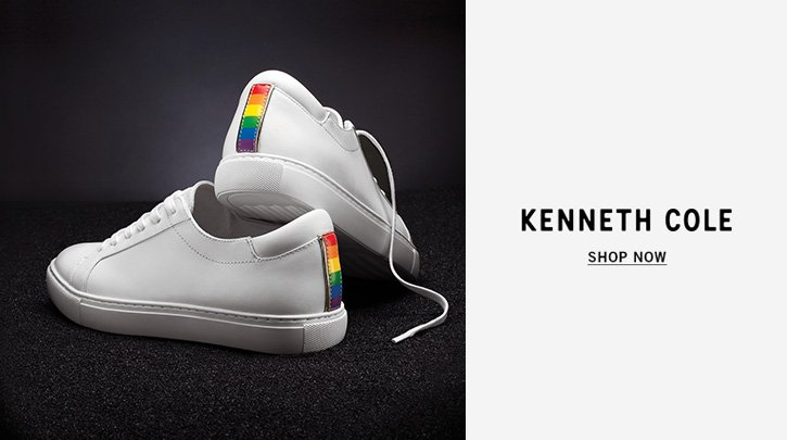 85d5071b65b4 Kenneth Cole is legendarily associated with social justice causes and has  been openly advocating for the LGBTQ community since 1983.