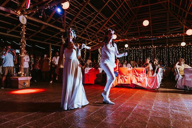 Lesbian Wedding Gallery: Alex Vega and Mary Tully Got