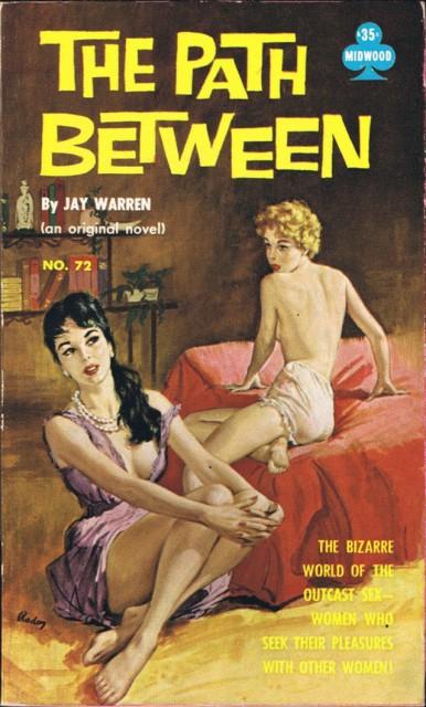 Lesbian pulp fiction novels