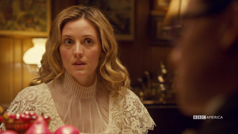 Delphine looks terrified but so in love