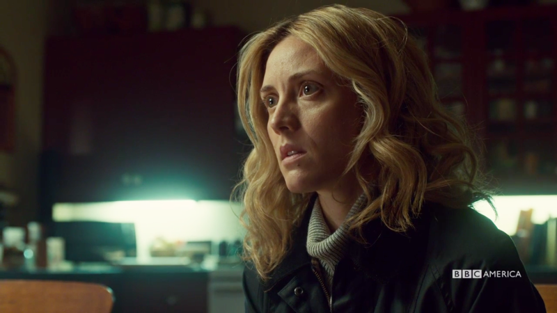 Delphine looks at Mrs. S importantly