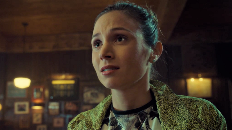 Waverly looks super guilty