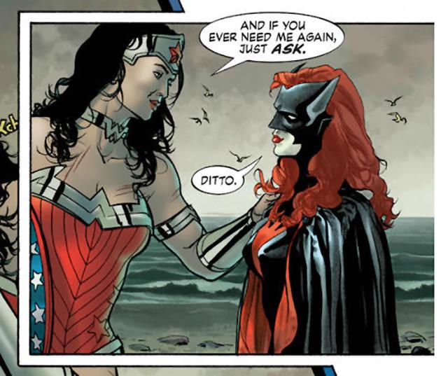 Wonder woman lesbian sex stories