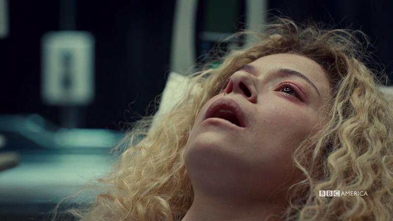 Helena looks like she's dying