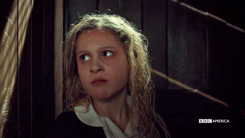 Young Helena is angry af