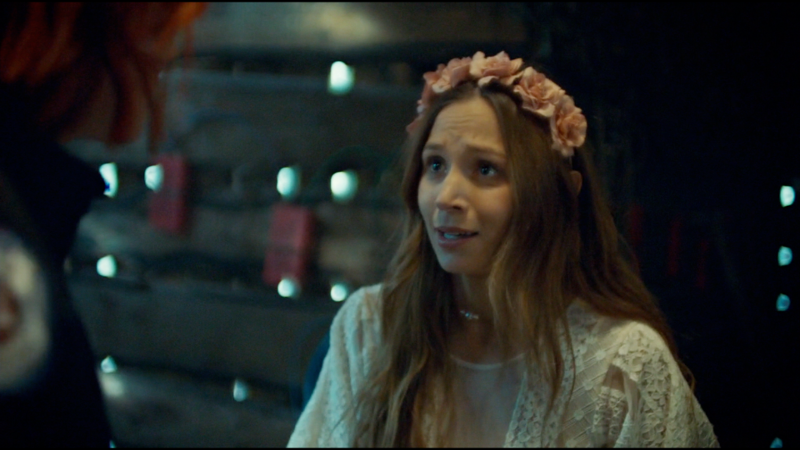 Waverly looks like she knows the answers