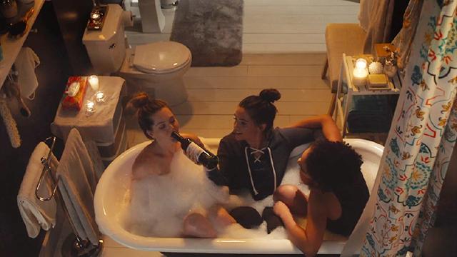 """The Bold Type"" Episode 107 Recap: Bath Friends Forever"