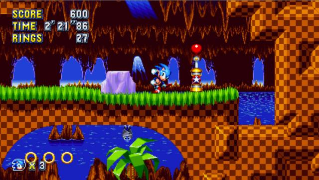Sonic lesbisk sex