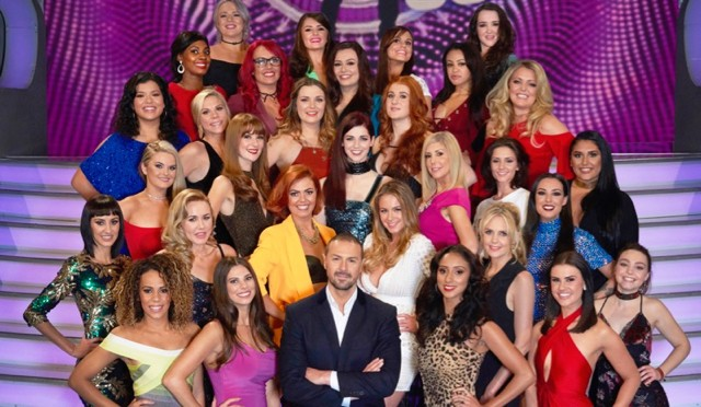 Dating show 3 contestants