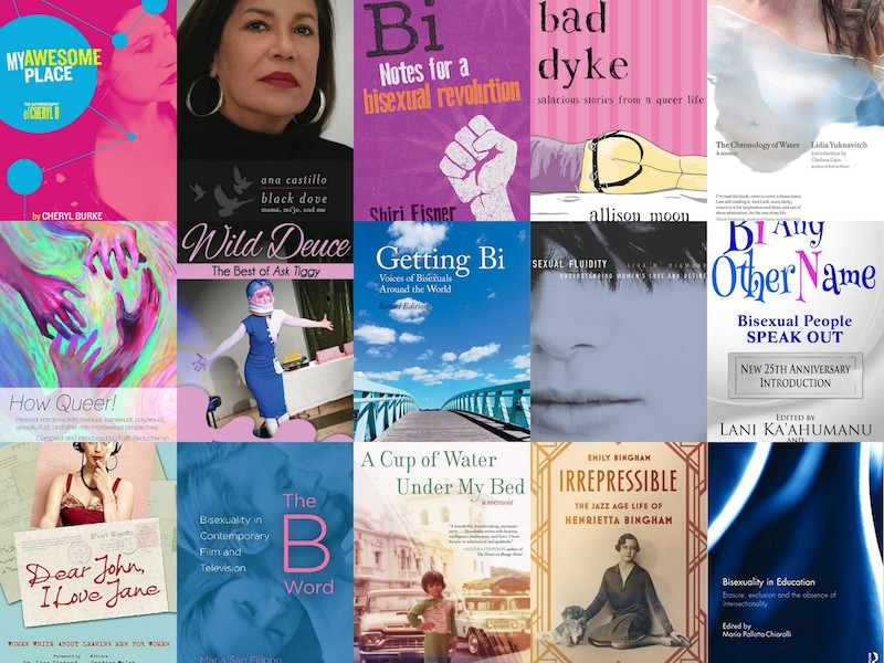 15 Must-Read Bisexual Nonfiction Books