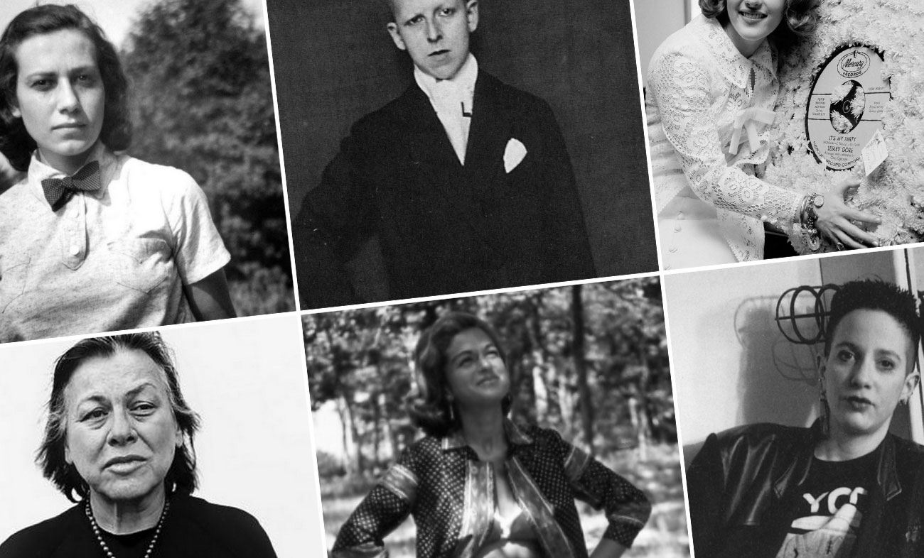 18 influential lesbian & bisexual jewish women to remember today