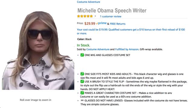 Michelle Obama Speech Writer