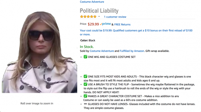 Political Liability