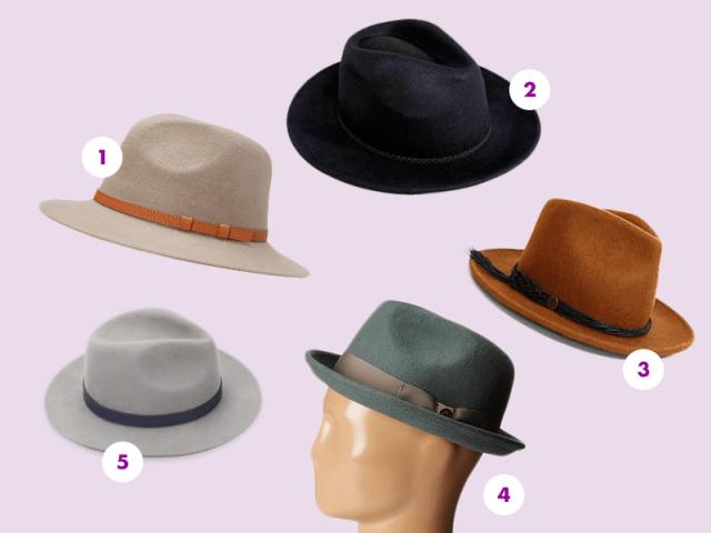 short-brimmed hats compilation