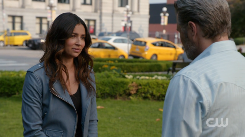 Maggie stands up to her father