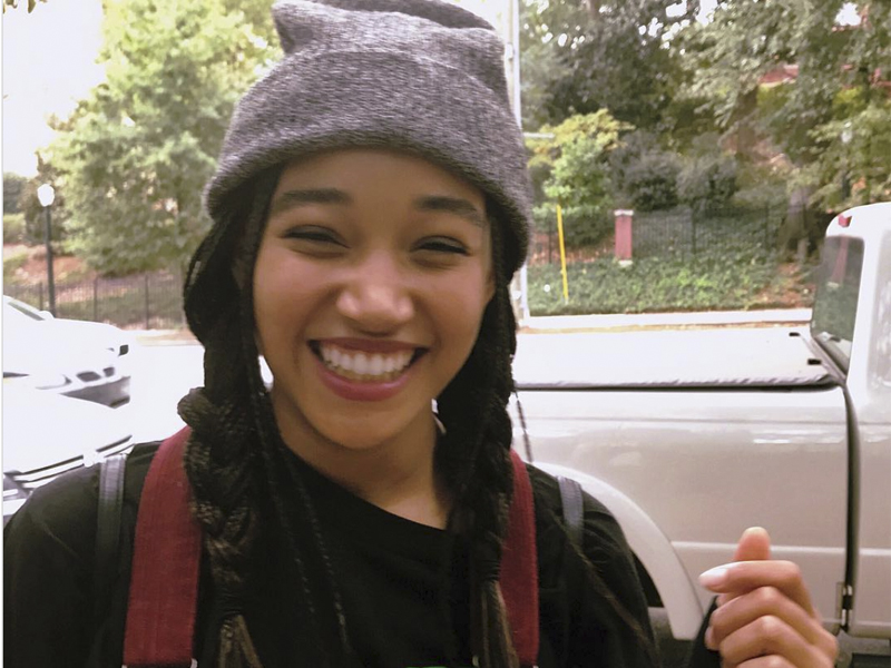 No Filter: Amandla Stenberg Guides Us Gently Into Scorpio ...