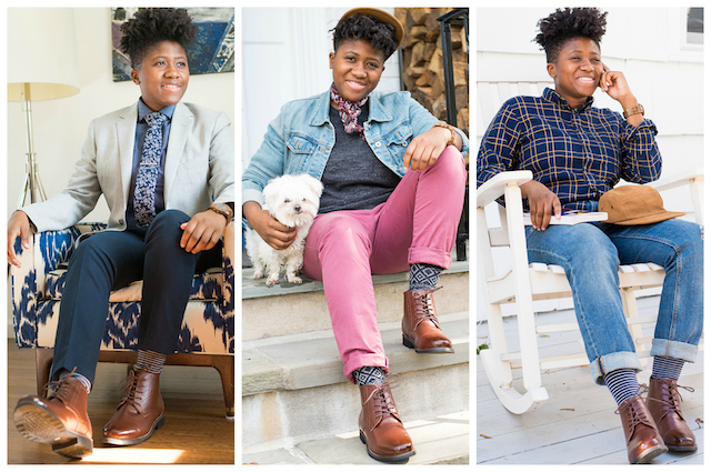 9295d218367 One Pair of Tomboy Toes Boots Five Different Ways